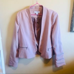 Atmosphere Blush Blazer